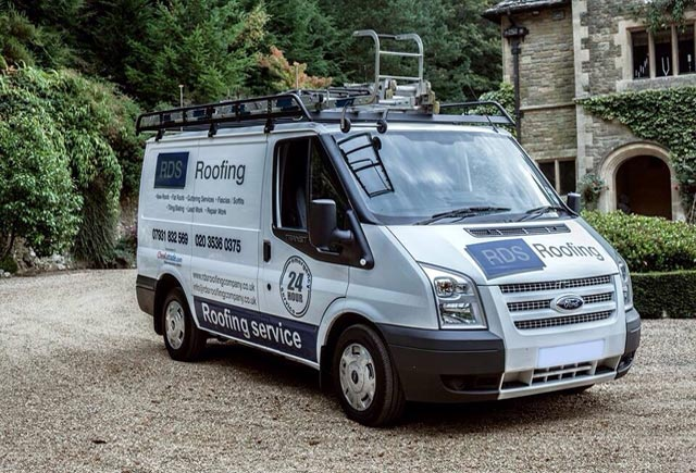Professional Roofers Chessington