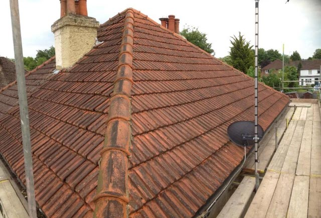 Roofing Company Burgh Heath